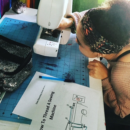 Private Sewing Lesson