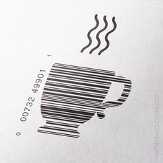 Teacup Vanity Barcode