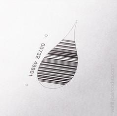 Droplet Vanity Barcode