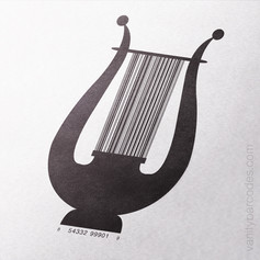 Harp Vanity Barcode