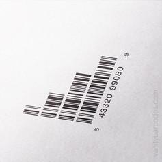 Audio Equalizer Vanity Barcode