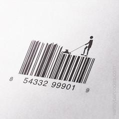 Lawnmower Vanity Barcode