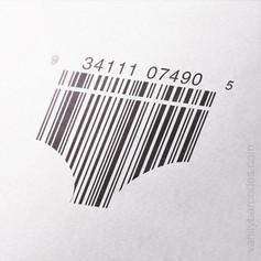 Underpants Vanity Barcode