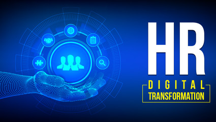 HR Digital Transformation.
