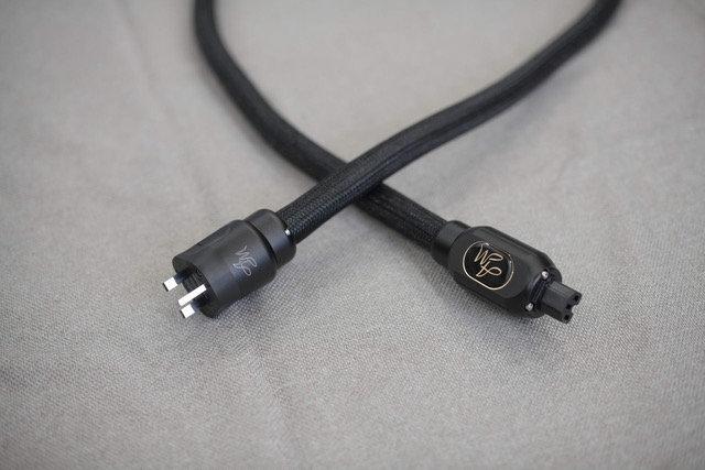 AM Hi-End Mains Cable