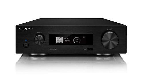 OPPO Sonica DAC Audiophile DAC & Network Streamer