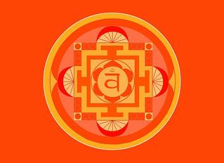 Kräftiges Sakralchakra - mehr Freude & Kreativität