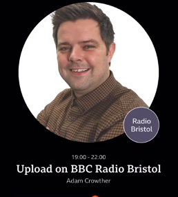 My poem 'A Whole World Revival' played on BBC Bristol Upload.