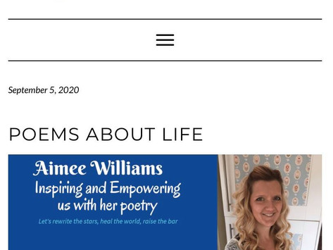 Featured in Four Columns of a Balanced Life!