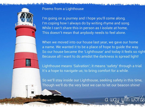 Poems from a Lighthouse Series