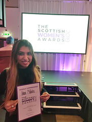 3rd Scottish women awards