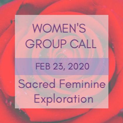 Healing The Sisterhood Wound Women's Group Call | Jelelle Awen