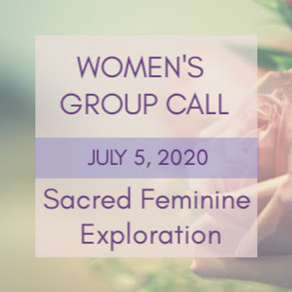Healing The Mother Wound Women's Group Call | Jelelle Awen