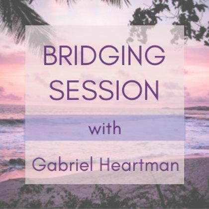 Session w/Gabriel Heartman