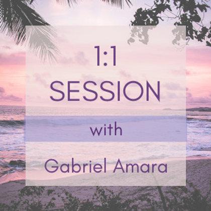 Session w/Gabriel Amara