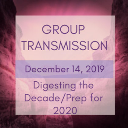 Digesting The Last Decade/Prep For 2020 | Jelelle and Raphael Awen