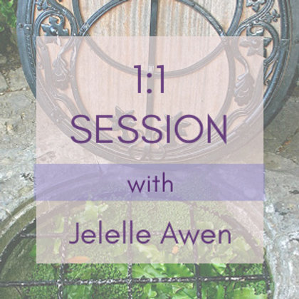 Session w/Jelelle Awen
