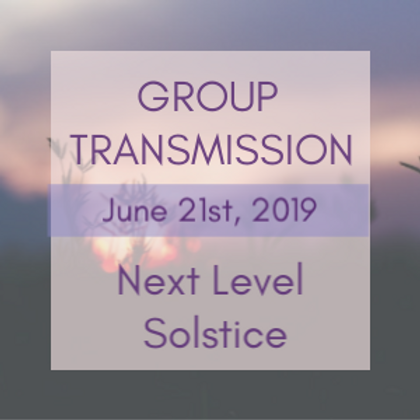 June SOULstice Codes Group Transmission | Jelelle and Raphael Awen