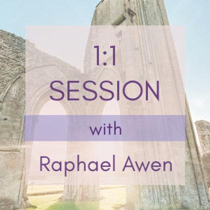Session w/Raphael Awen