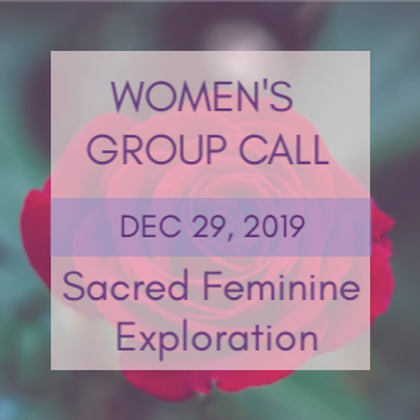 Divine Mother Connection Death & Rebirth Women's Group Call | Jelelle Awen