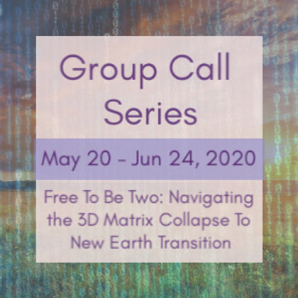 Free To Be Two: Six Group Call Series