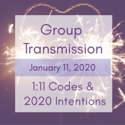 1:11 Codes & 2020 Intentions | Jelelle and Raphael Awen