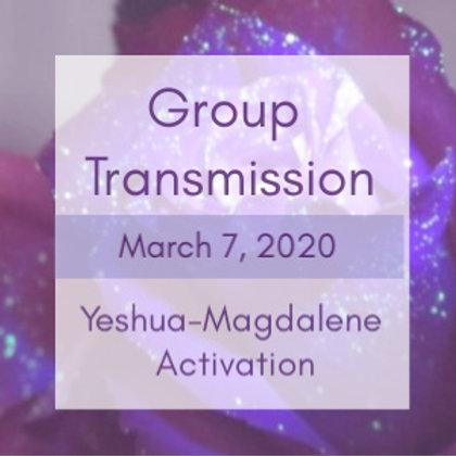 Yeshua-Magdalene Consciousness Activation | Raphael & Jelelle Awen