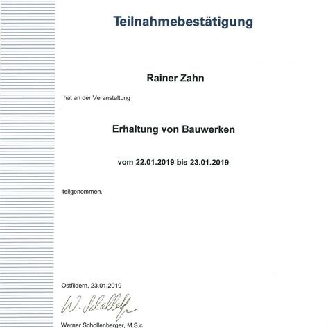 Erhaltung von Bauwerken - Technische Akademie Esslingen