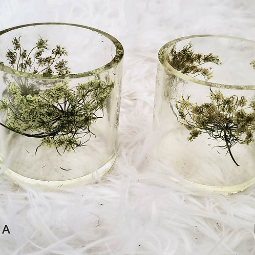 Queen Anne's Lace Planter Cup