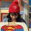 Thumbnail: Superman Red Knit Hat