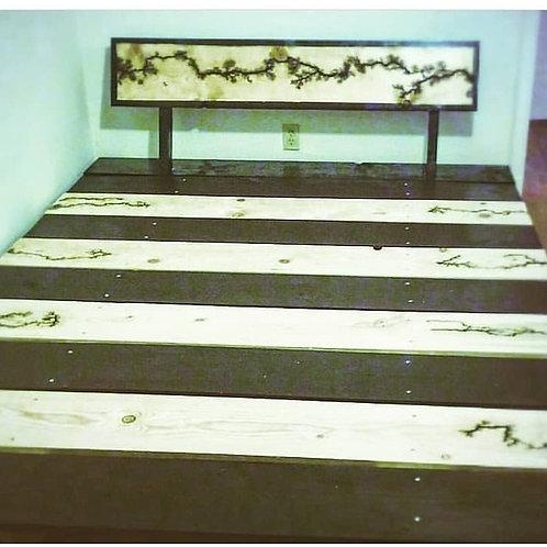 Lichtenberg Platform Bed