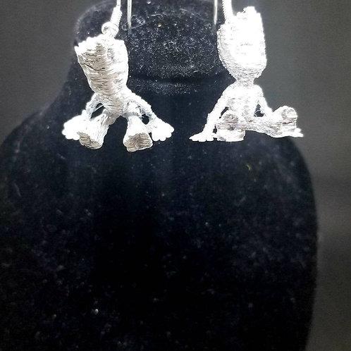 Baby Groot Earrings