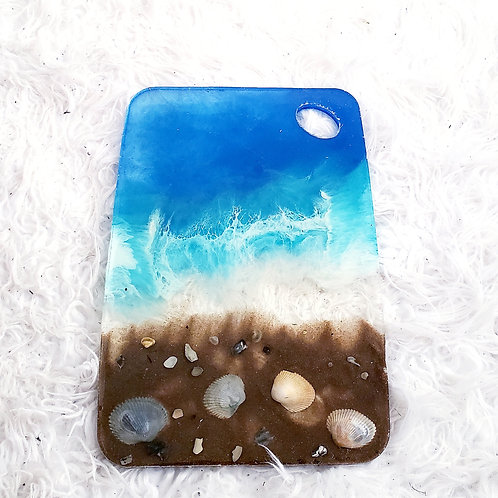 Beach Sea Cutting Board