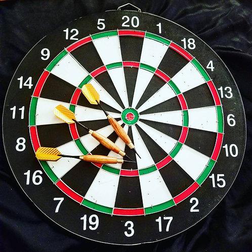 Wooden Darts