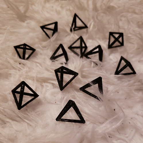 Painting Triangles (12 Pack)