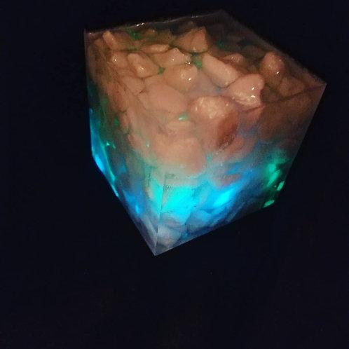 Glow Rock Paper Weight