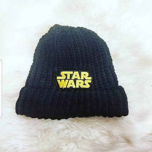 Star Wars Beanie Knit Hat