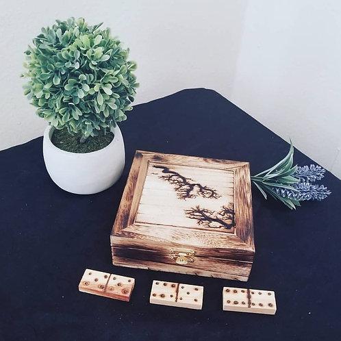 Lichtenberg Domino Set