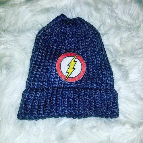 The Flash Beanie Knit Hat