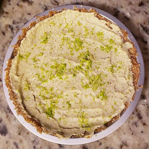 Alkaline Key Lime Pie