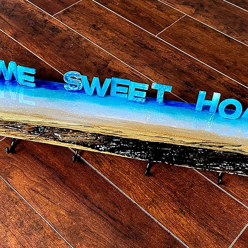 Home Sweet Home Key Wall Art