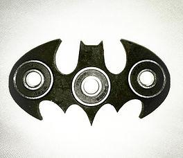batman, dc comics, fidget, spinners, toys, kids, custom art, bearrings, skaters, buy black, black owned, art, homemade, 3d printing, prusa