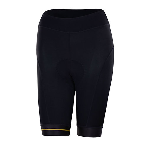 """High-end comfort cycling shorts, subtle and rock-solid with a """"plus"""""""
