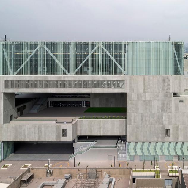 CENTRO DE CONVENCIONES DE LIMA  Situación: Perú. Superficie: 86.715 m² Colaboración.