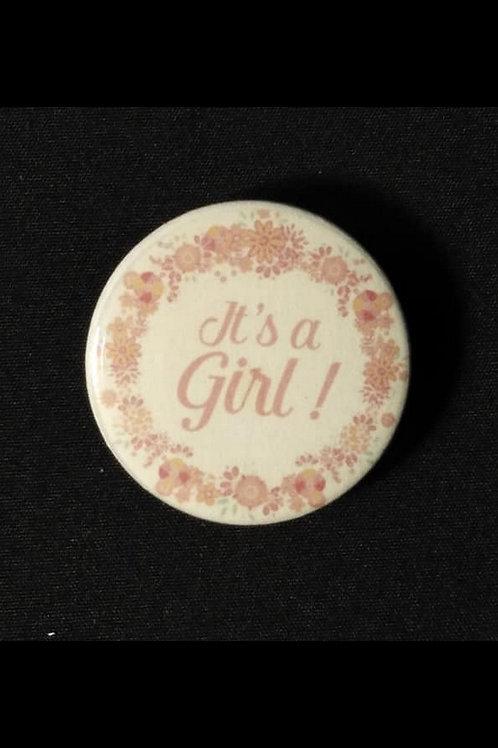 It's a girls