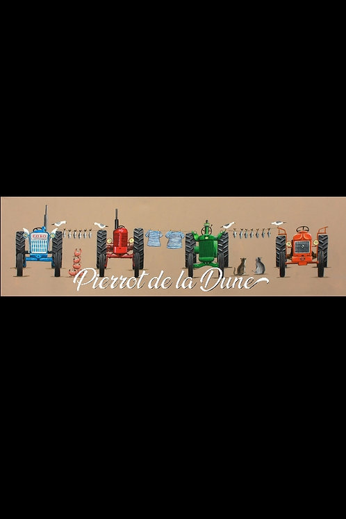 Les 4 tracteurs