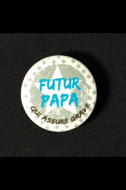 Futur papa qui assure grave