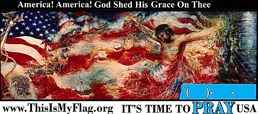 America G Shed H Grace Its Time To PRAY