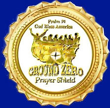 Blue boarder Groundzero prayer shield.jp