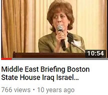 Middle Eastern Briefing State House Bost